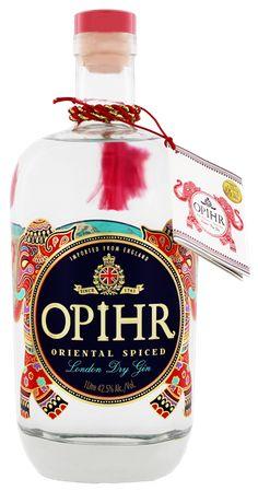 Opihr Oriental Spiced London Dry Gin kopen prijs Nederland Belgie