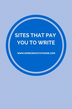 Writing Jobs | Works Right at Home