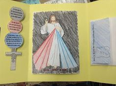Look to Him and be Radiant: Divine Mercy and Reconciliation Lapbook