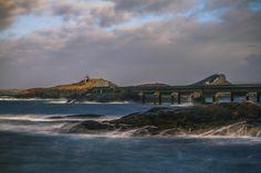 Norway - Atlantic Road / @christerolsen_ by Christer Olsen on 500px