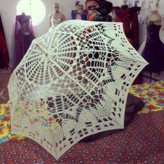 umbrella crochet