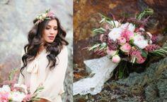 Blog de Organización de Bodas - Wedding Planner Madrid - Ramo Novia Astilbe