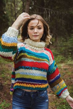 Photo by Nicole Leclair Dodd Sweater Knitting Patterns, Hand Knitting, Knitting Dress Pattern, Winter Outfits Men, Winter Clothes, Mein Style, Jumpsuit Pattern, Outfits With Hats, Knit Fashion
