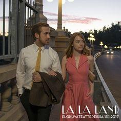 """""""Kirjoita omat roolisi. Jotain yhtä kiehtovaa kuin sinä.""""  LA LA LAND elokuvateatteissa nyt ✨ @nordiskfilmfinland"""