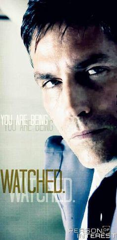 "Jim Caviezel stars in ""Person of Interest""."
