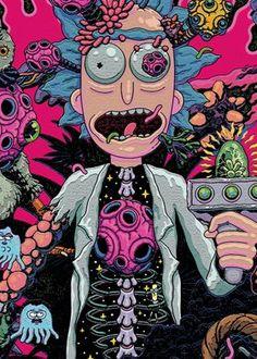 27 Ideas De Lv Poster En 2021 Personajes De Rick Y Morty Rick Y Morty Rick Y