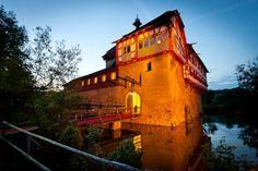 Wasserschloss Hagenwil - Hochzeitslocation in Amriswil