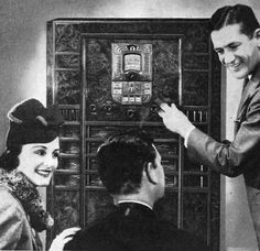Old Time Radio, late 1930's