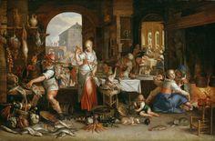 Joachim Wtewael 1605 Kitchen Scene: 6 тыс изображений найдено в Яндекс.Картинках