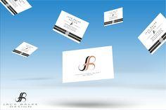 """""""JACK BALKE DESIGN Visitenkarten"""" von Jack Balke– dasauge® Werkschau"""