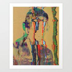 Untitled 20140627w Art Print by Tchmo - $18.00