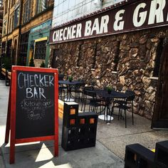 <strong>Checker Bar - 124 Cadillac Square<br/></strong> <p>This old-school downtown spot gives you the best of both worlds - that divey sensability, with a spruced up menu. (Photo via Facebook)