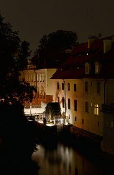 Certovka Mill Stream, #Prague, #Czech Republic