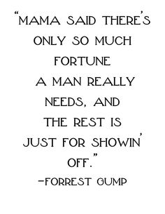 forrest gump quotes - Google Search