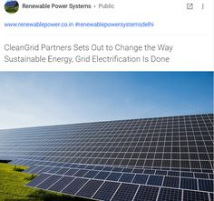 Renewable Power Syst