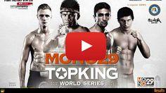 Results/Videos: TopKing World Series Final TK4 – Buakaw loses! muay Farang-Muay Thai