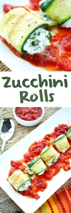 Fresh zucchini is sliced, grilled, and stuffed with a delicious blend of ricotta and herbs. This tasty dish can be served as an appetizer or an entrée over pasta for the ultimate summer meal.