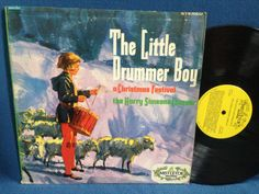 Vintage Harry Simeone Chorale  The Little by sweetleafvinyl