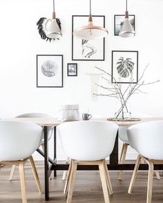 Wat een plaatje he? De eethoek bij muk thuis! Trots dat mijn eigen poster daar zo mooi aan de muur hangt! Om meer te zien van haar mooie interieur, kun je kijken op haar instagram account! (instagram: muk.vl)