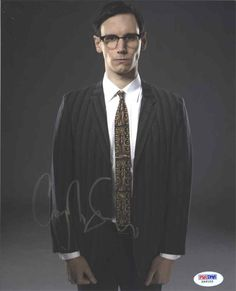 Cory Michael Smith Gotham Riddler Signed 8x10 Photo Certified Authentic PSA/DNA