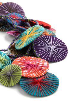 Diameters Are a Girls Best Friend Necklace | Mod Retro Vintage Necklaces | ModCloth.com