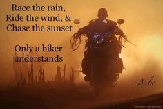 Things Only A #Biker Will Understand
