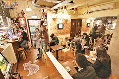 Cafe in HK