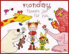 Embroidery Patterns, Love You, Snoopy, Week 5, Polar Bears, Mondays, Fictional Characters, Illustrations, Stickers