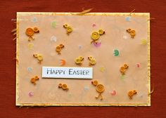 Quilled handmade easter cards - Szalonaisa's Wonderland: Bye, bye to Easter cards / Pa, pa do Wielkanocnych karteczek