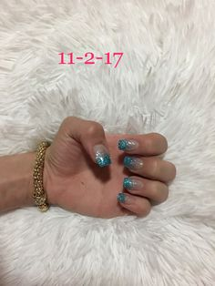 11-2-17   #2017 These are actually my nails!! 💅
