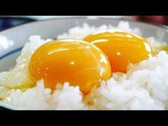 No Talk cooking 6 : Easiest Japanese Popular Breakfast / TKG好きですか? - YouTube