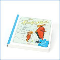 Gerade frisch eingetroffen: Die berühmte #Häschenschule als #Puzzleausgabe. Finden wir total niedlich für die etwas größeren Kleinen. :) Fünf #Puzzle machen die #Geschichte zu einem echten Vergnügen. Erhältlich im #Feingefühl #Onlineshop. http://feingefühl-shop.de/kinder/buecher/9/die-haeschenschule-ein-lustiges-bilderbuch-mit-5-puzzle-bildern?c=33