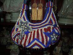 Vintage Mary Frances Handbag Holiday, Red White & Blue #MaryFrances #Baguette Mary Frances Handbags, Red White Blue, Evening Bags, Best Deals, Baguette, Holiday, Ebay, Vintage, Fashion