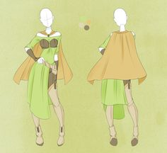 :: Commission Outfit April 16 :: by VioletKy.deviantart.com on @deviantART