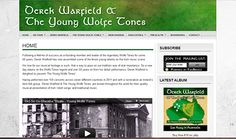 Derek Warfield and the Young Wolfe Tones http://www.theyoungwolfetones.com/