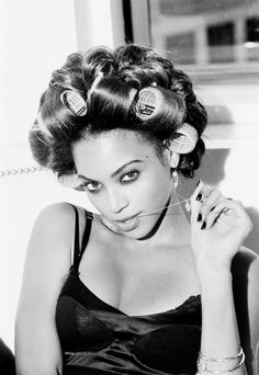 Beyonce is loving the 50's