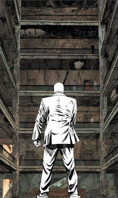 Moon Knight by Declan Shalvey and Jordie Bellaire