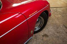 1958 Porsche Speedster