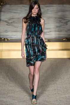 Matthew Williamson Spring 2015 Ready-to-Wear -