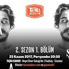 """Doğu Can'ın yeni stand up gösterisi """"2.Sezon 1.Bölüm 23 Kasım Perşembe 20:30'da Taşra Kabare'de O Biletler tasrakabare.com ve gişemizde  #TaşradaBuluşalım #TaşraKabare #konser #müzik #music #kabare #cabaret #tiyatro #theatre #food #Kadıköy #canlımüzik #istanbul #ücretsiz #istanbul"""