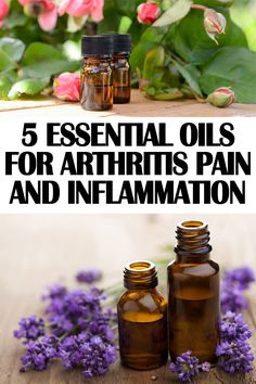 Arthritis is the inflammation of the joints. The most usually known types of joint pain are rheumatoid, degenerative, provocative and osteoarthritis.5 Essential Oils for Arthritis Pain & Inflammation