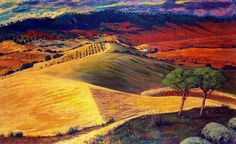 Benjamín Palencia Spanish Painters, Layout Design, Madrid, Country Roads, Architecture, Canvas, Painting, Travel, Life