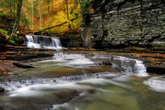 Filmore Glen State Park Moravia NY