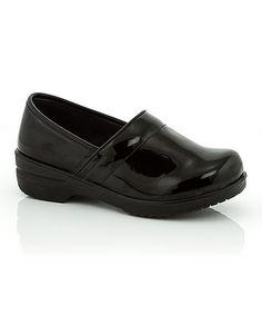 Look at this #zulilyfind! Black Clogs #zulilyfinds