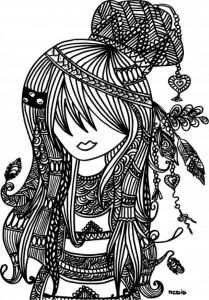 FREE COLORING PAGES TO DOWNLOAD PRINT & COLOR | Free Printable ...