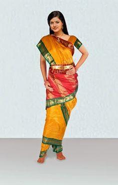 Tamil Saree