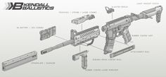 Lock And Load With The Weapons Of Call of Duty: Infinite Warfare - Features - www.GameInformer.com