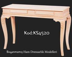 modern ağaç oymalı lükens rustik dresuar modelleri