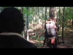 The Walking Dead 5x01 Daryl and Carol Reunion Hug Scene. One of the best tv scenes ever!