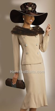 .elegant...almost like a Jackie O look